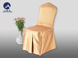 高档椅套金咖啡 -QXYT077