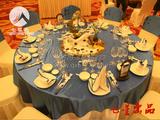 中餐宴会摆台-籣溪舟中