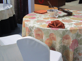满堂春国宴奢华桌布