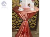 高贵的香槟色茶歇落台 -QX-CXT009