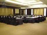 会议室桌布 产品说明会会务布置 -QX-KZS001