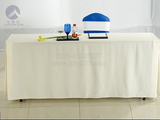 牙白会议桌套 -上海参展图片 590