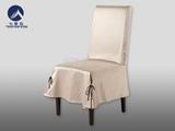 宴会座椅靠背有明显的曲线,椅套可以做出这种曲线吗?