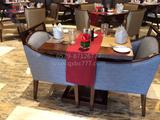 西餐厅桌巾