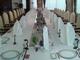 明珠大酒店长条桌宴会接待