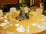 七星岛金色/黄色系桌布 -七星岛桌布