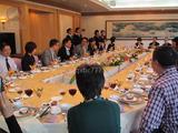 珠海度假VIP贵宾接待 -长条桌布置