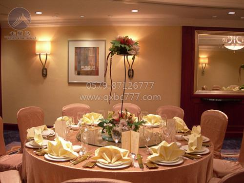 纯色桌布玫瑰金-QX146