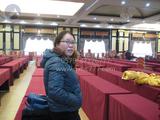 2011年杨洁在奥康1000人会议大厅交货现场