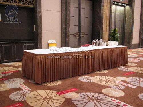 宴会工作台桌套-