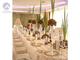西式长条桌桌布