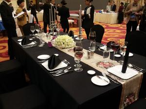 西餐主题宴会-明珠西餐