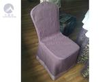高档定制亚麻椅套 -QXYT112