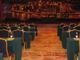 绿台呢会议桌套观众坐席