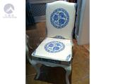 包厢椅套 青花椅套 -QXYT262