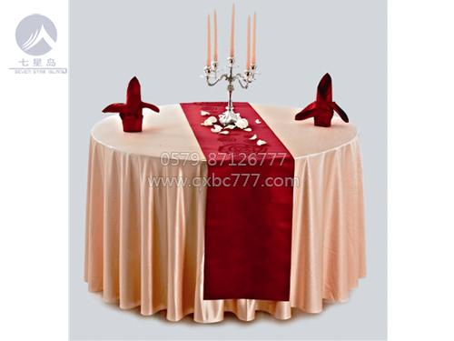 垂感特好的桌布-
