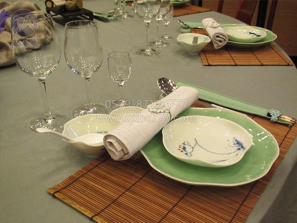 竹节西餐垫-