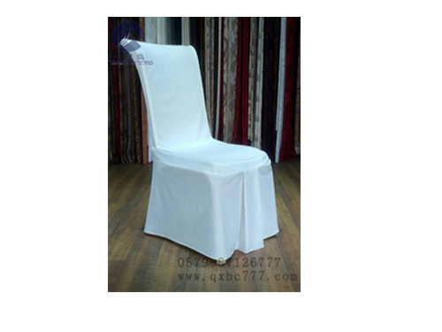 山东大厦漂白免烫椅套-qxyt