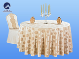 中国风桌布富贵满堂 -