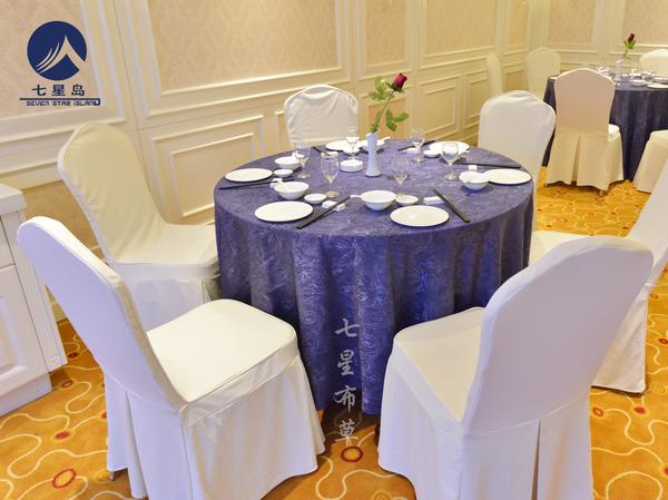 零点散客餐厅桌布-