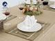 棉麻西餐桌布