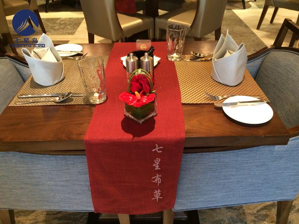 桌布桌巾桌旗-