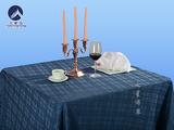 亚麻西餐桌布 -