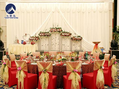 婚宴主婚桌-