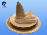 米黄色餐桌口布 -