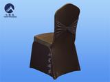 黑色平角弹力椅套 -