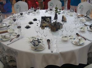2015年全国中餐宴会主题设计大赛-《奕,人生》