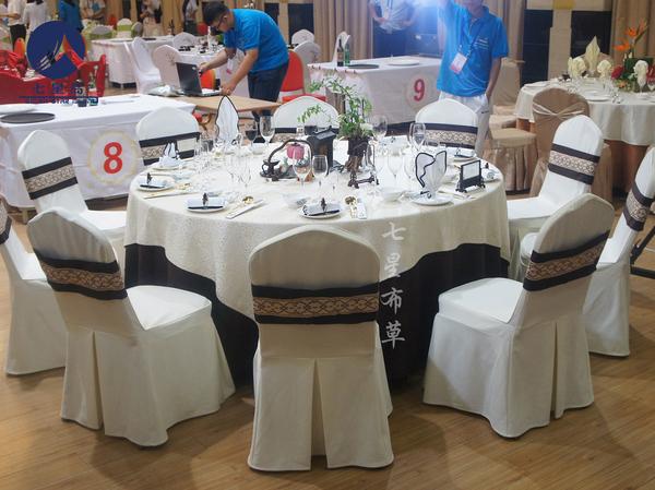 2015年全国中餐摆台设计大赛——《岁月间》-