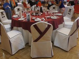 2015全国中餐宴会主题设计大赛《楚留香》