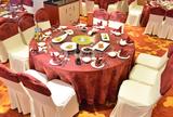 七星岛餐厅布草服务丰景嘉丽大酒店香港厅