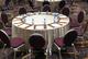 七星岛布草倾力打造黄龙饭店宴会厅和会议厅01