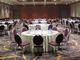 七星岛布草倾力打造黄龙饭店宴会厅和会议厅2