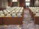 七星岛布草倾力打造黄龙饭店宴会厅和会议厅03