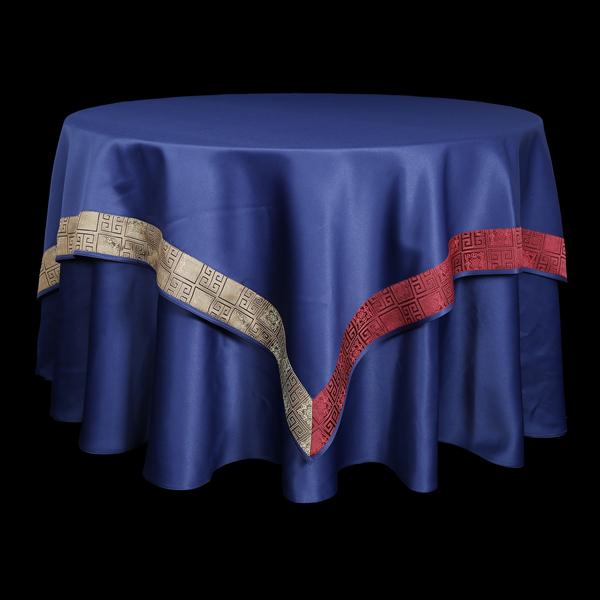 七星岛寿宴桌布椅套-SYZB