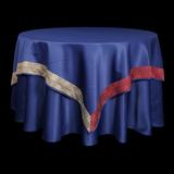 七星岛寿宴桌布椅套 -SYZB
