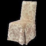 七星岛藏红花高档包厢椅套 -七星岛包厢椅套