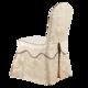 包厢椅套七星波浪腰双层椅套02
