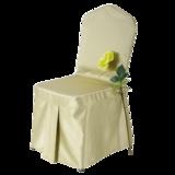 七星岛田园风绿色椅套 -七星岛田园风椅套