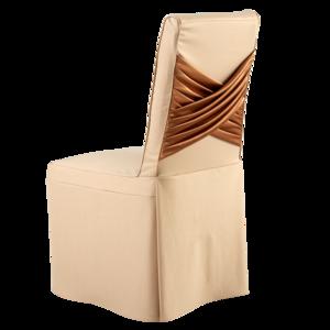 七星岛贵夫人款包厢椅套 -七星岛包厢椅套