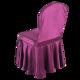 紫色婚宴椅套04