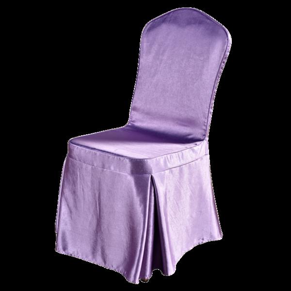 七星岛紫色婚宴椅套-七星岛紫色婚宴椅套