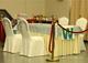杭州g20峰会国母宴会桌布
