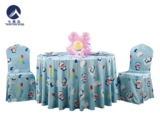 儿童生日宴卡通台布-哆啦A梦