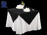 简约西餐台布-棉感
