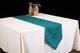 七星岛桌旗系列三维绿