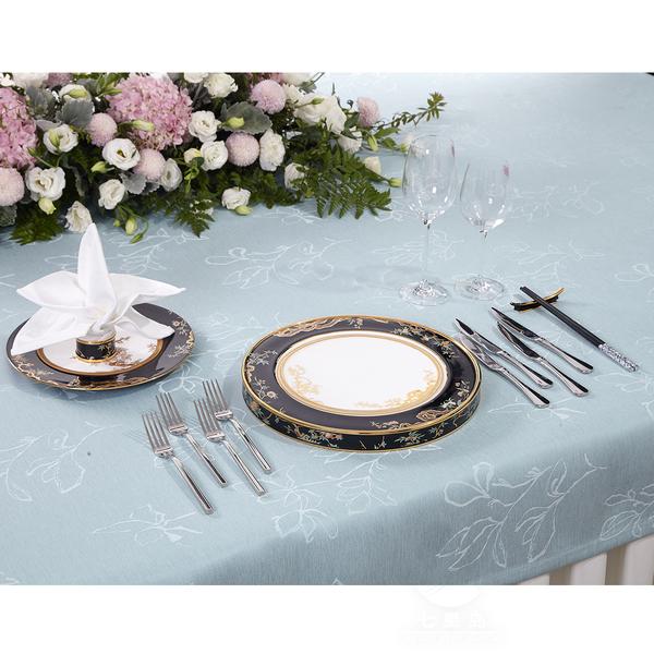 七星岛国宴布草金砖峰会石榴家园餐盘垫-